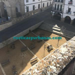Ático en plaza Mayor  de Cáceres